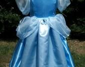Childrens Cinderella Costume