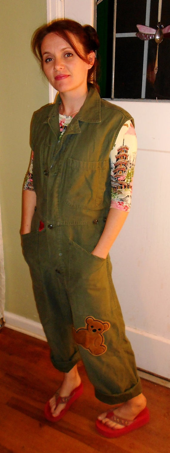Kaylee Coveralls