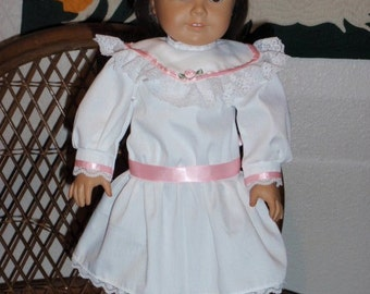 1900s Edwardian Style Tea Dress for your American Girl Samantha or other 18 inch doll