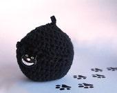 Halloween Black Cat, Apple Cozy, Halloween Decor, Halloween Gift, Halloween Cozy, Halloween Decorations, Black Halloween, Gifts Under 20