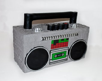Boombox Pinata -MADE TO ORDER