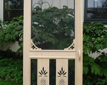 Hospitality Cypress Screen Door
