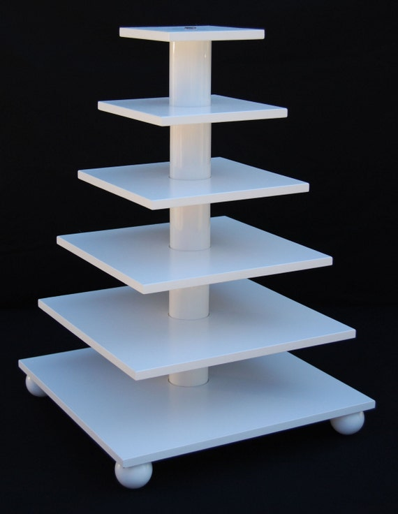 3 IN 1 square cupcake holder stand  Cupcake tree