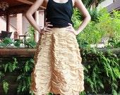 BUY 2 FREE 2--Y003--- Sea Waves Skirt