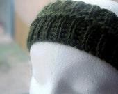 Knitting Pattern Headband Tutorial Circular Knitting Easy Knitting Beginner Knit Sell What You Make PDF File Instant Download