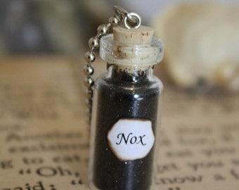 Nox - Vial Necklace