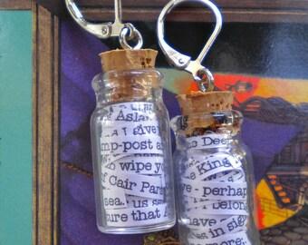 Narnia in a Jar Earrings