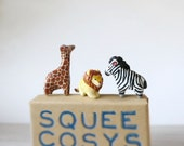 RESERVED FOR CINDY African Savanna no. 1 Squeecosystems instant collection
