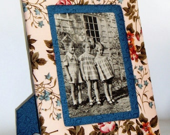 Fabric Picture Frame PDF Pattern