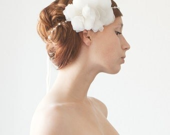 Vintage Beauty - Bridal Hair piece
