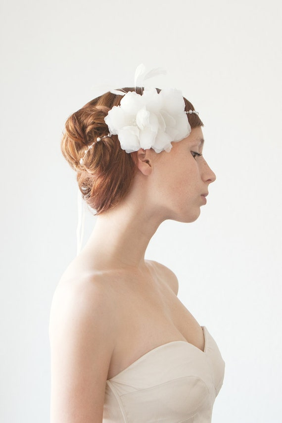 Vintage Beauty - Bridal Hair piece