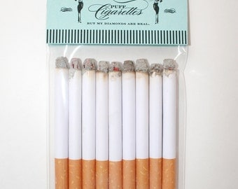 Breakfast at Tiffany's Party Puff Cigarettes