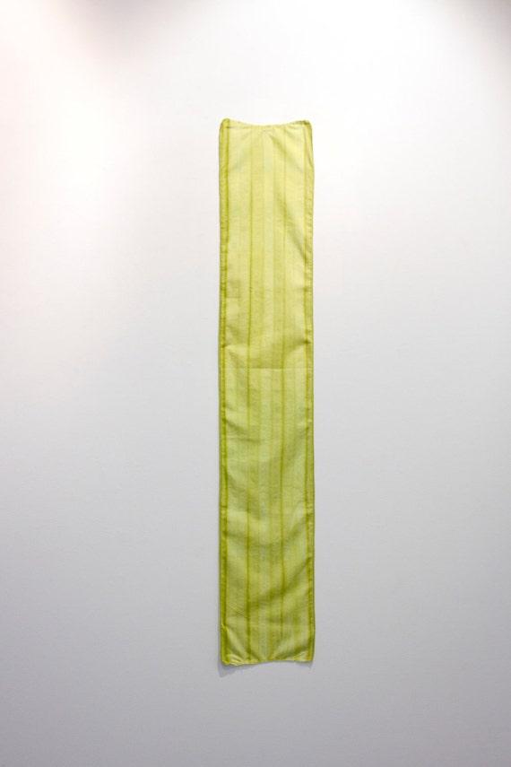 The Celery Scarf