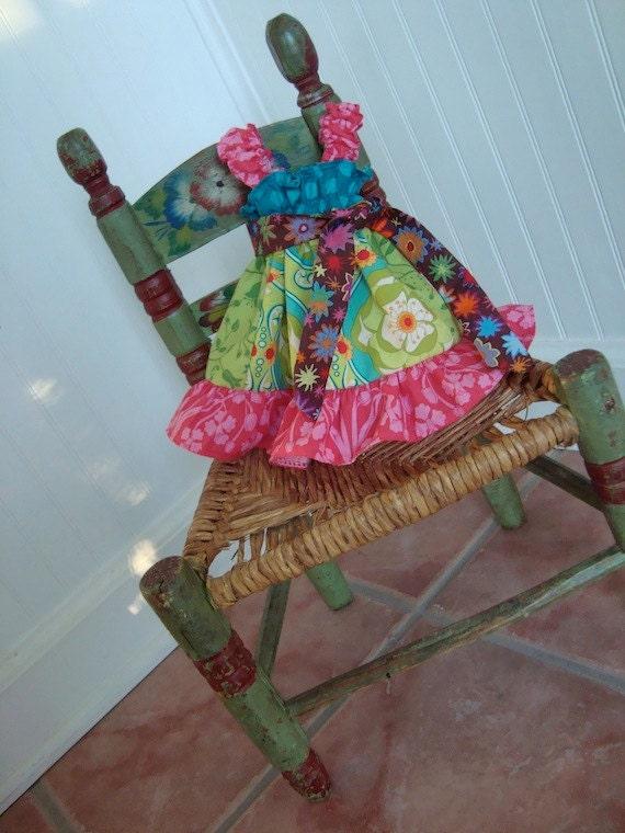 PDF Pattern Matching 18 inch Doll Boutique MiA  Juvie Moon Designs Twirl Dress