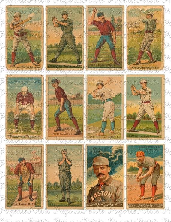 Vintage Sports Card 22