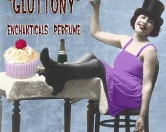 Gluttony Artisan Perfume Oil