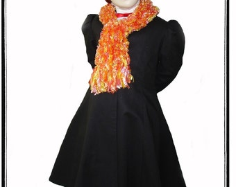 Custom Boutique Halloween MARY POPPINS Nanny Girls Size Costume Set