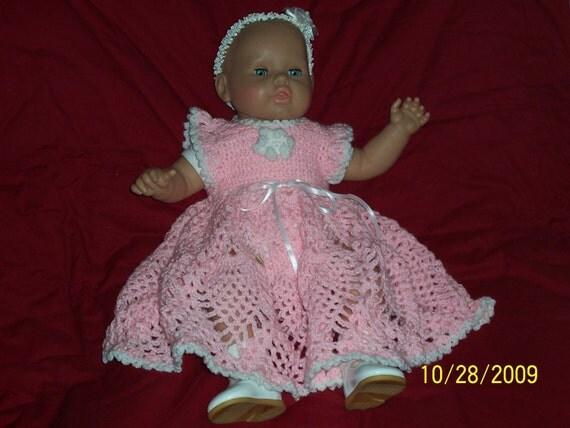 Pink Pineapple Dress 12-18 months