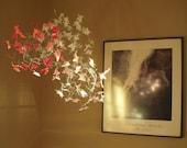 Modern Art Mobiles, Butterfly Mobiles, Nursery Mobiles, Nursery Art, Baby Mobiles, Butterfly  Decor
