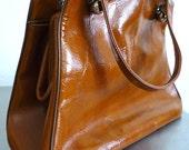 Vintage Handbags 60's Etra Purse, Orange, Medium  FreshandSwanky on Etsy