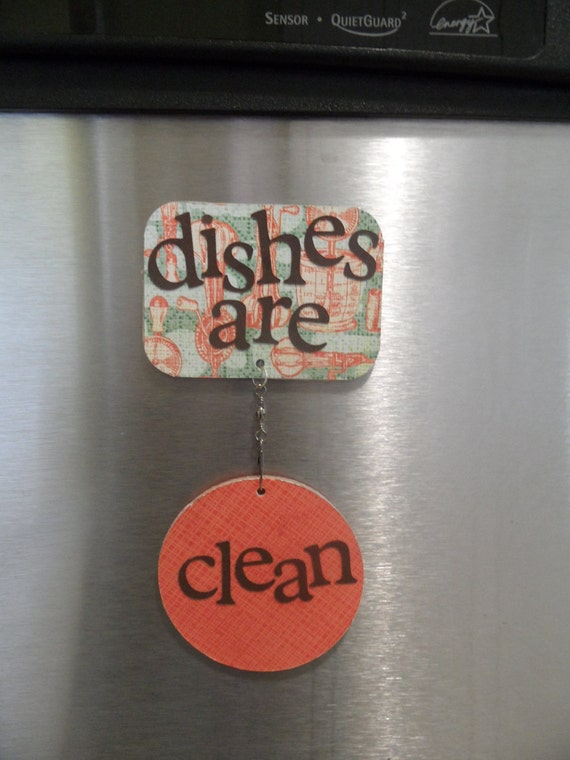 dishwasher magnet - retro eggbeaters