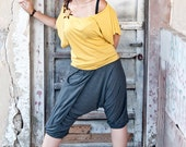 Grindhouse Death Proof Harem  Wrap Skirt Pants Made to Order