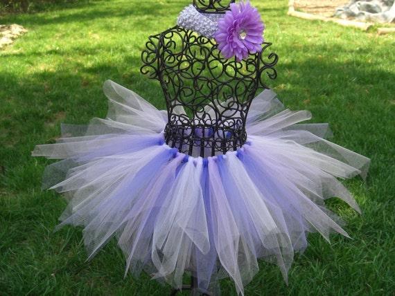 Sophia the First tutu- Purplicious tutu- Girls Purple Tutu--Lavender Tutu- Purple Birthday tutu- 1st Birthday Tutu- Purple Fairy tutu