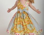 Twirling Tulips - Flower Girl Dresses, Girls Dresses, Toddler Dresses, Cute Dresses for Girls, Dresses Size 2 - 8, Girls Easter Dresses