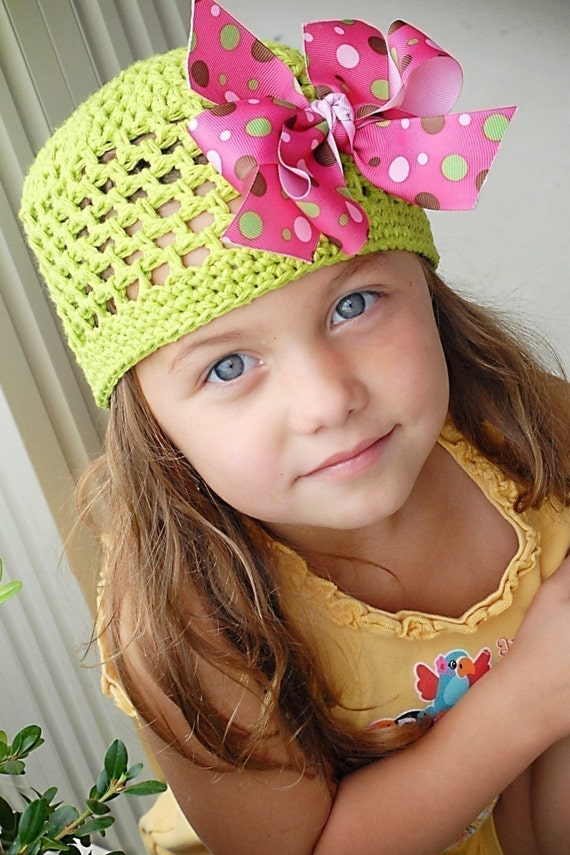 Sofie Kufi Hat Crochet Pattern Instant Download Permission