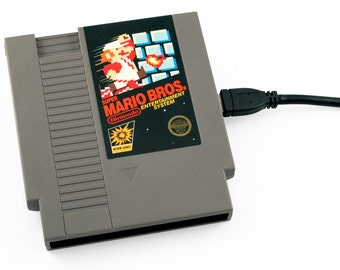 NES Hard Drive -  Super Mario Bros  USB 3.0