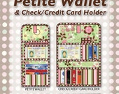 Petite Wallet Pattern PDF Instant Download