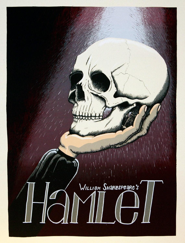 Vintage Hamlet Poster | www.pixshark.com - Images ...