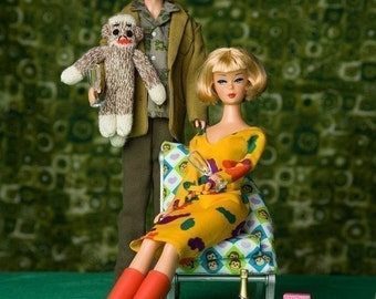 Barbie Family Fine Art Photograph