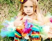 Circus Big Top Ringmaster Mini Top Hat Headband All Sizes Newborn through Adult Great Photography Prop Rainbow