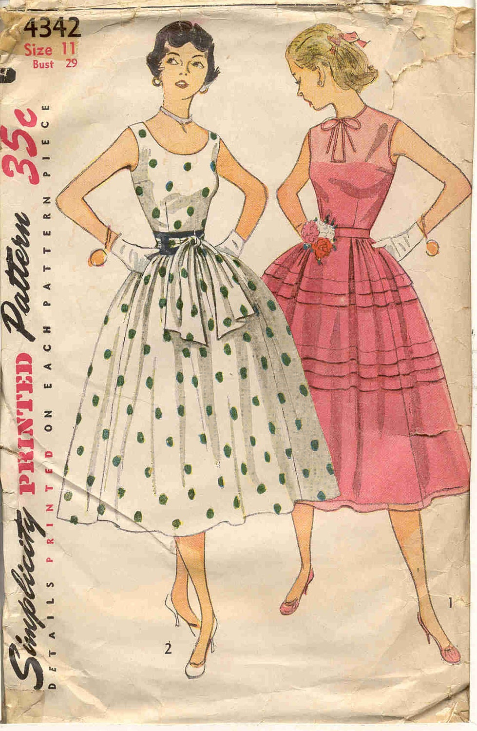 pics for gt 50s dress patterns