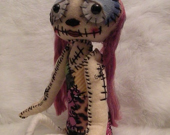 Sally from The Nightmare Before Christmas - Made to Order