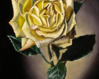 DVD video rose painting, Delmus Phelps, Oil Painting Techniques, How to oil paint, art lessons, oil painting lessons, art instructions