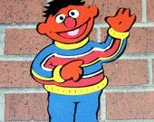 Ernie - Sesame Street - die cut