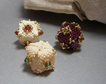 Tutorial for Pillow Beads
