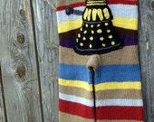 Longies Doctor Who Knit Custom Sizing