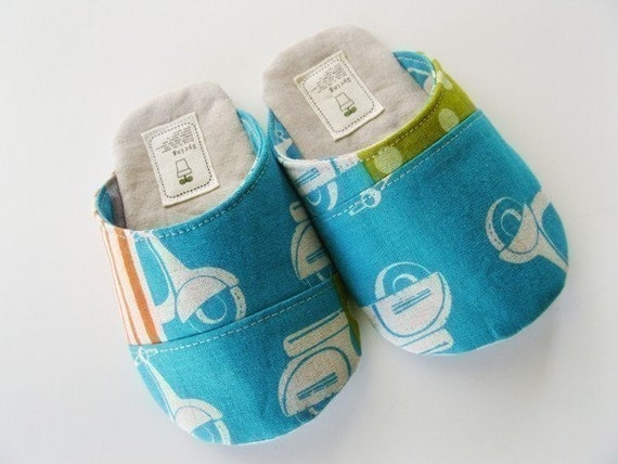 25% OFF Holiday Sale - no 159 Dani Toddler Slippers PDF Pattern