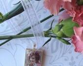 Bride Bouquet Customized Photo Charm Wedding Memorial