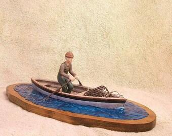 Fisherman Lobster Boat