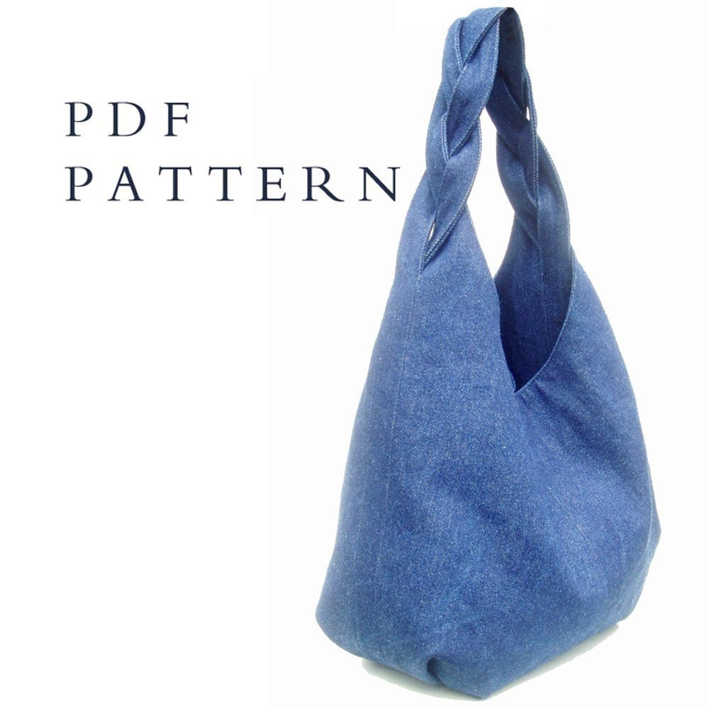 Free Hobo Purse Pattern : Request a custom order and have something made just for you.