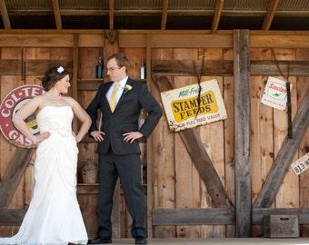 Chiffon Draped Grecian Style Wedding Dress