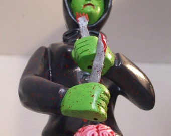 zombie figure lamp