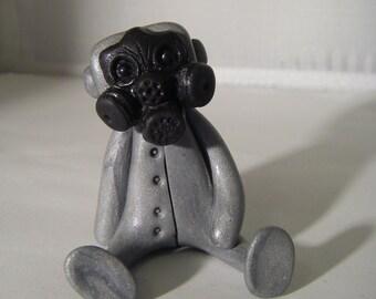 Gas mask Robot