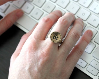 Wax Seal Ring