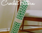 Yoga Mat Bag pattern - crochet - PATTERN ONLY