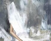 Dress . 8 x 10 giclee art print